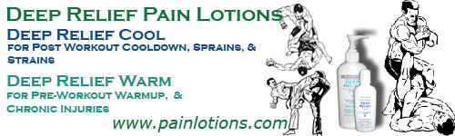 Deep Relief Pain Lotions